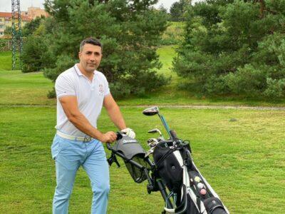 aliprag Po dlouhé době 😀. #golfhostivar #golf #golfczechrepublic #golfcz #golfpraha #golfstagram